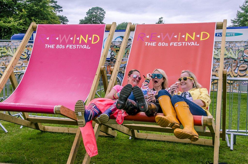 Rewind The 80's North Festival 2017
