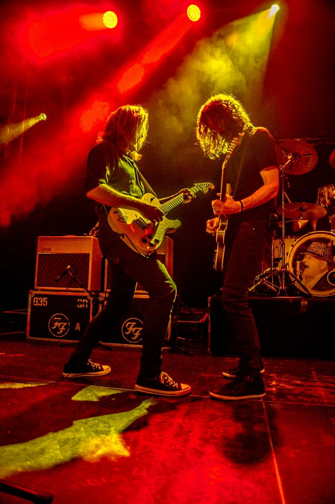 UK Foo Fighters @ O2 Academy Islington 2018