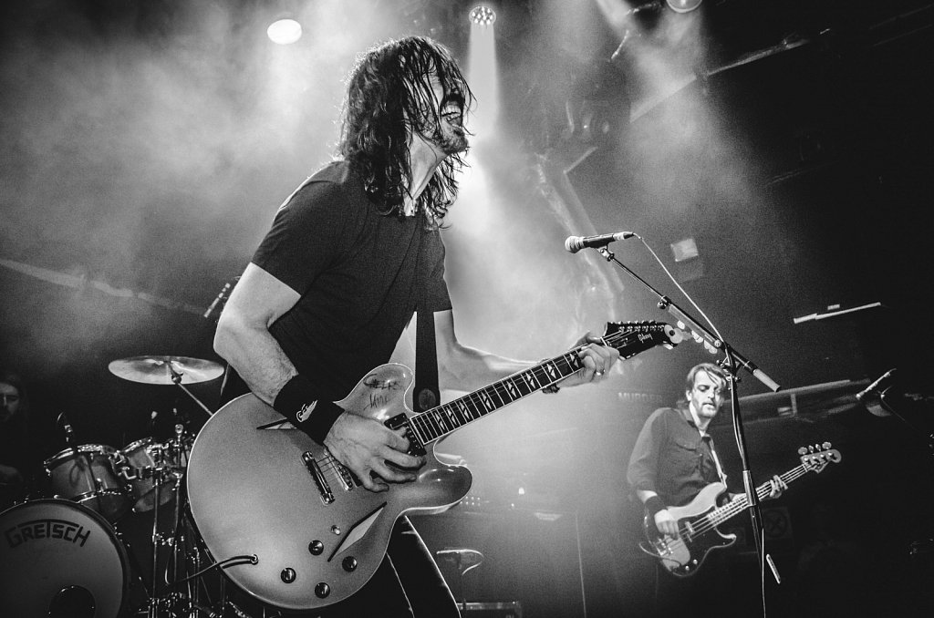 UK Foo Fighters @ O2 Academy Islington, London 2016