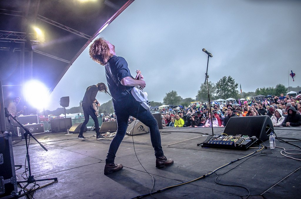 UK Foo Fighters @ Marvellous Festival 2017