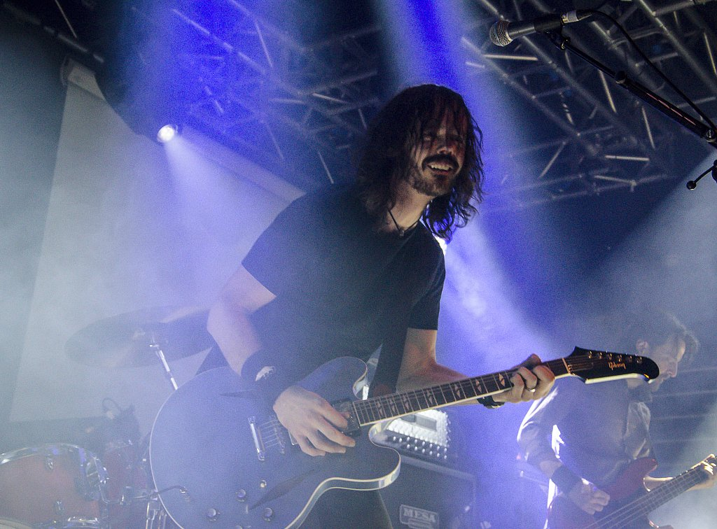 UK Foo Fighters @ Liquid Room,  Edinburgh